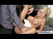 Sex Tape In Office With Slut Big Juggs Horny Girl (kayla kayden) video-16