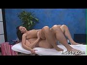 Big cock lances moist bald pussy