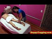 petite asian handjob loving masseuse