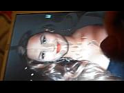 Webcam seksiä nainen ottaa suihin