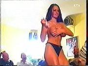 kicki hauerberg striptease