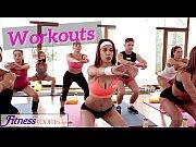 fitness rooms flexible young teen fucks her teacher.
