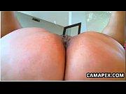 chubby slut teasing her big ass