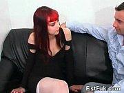 анальный секс с большим сл