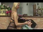 Thai massage randers kæmpe fisse