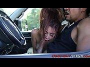 порно девушка ебеться с хуем торчащим из стены