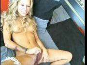 Super Sexy Blonde Cums hard on Cam - www.hotcamgirls.mobi