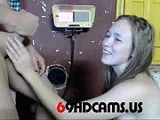 blonde cam facial- free amateur porn video 63.