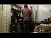 rusa bailando para su amo
