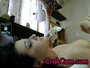 Tiny brunette fucking - crakcam.com - free cam show - big ass