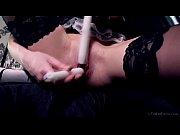 gothic adelina white masturbating