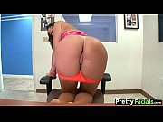 Perfect ass babe gets facial Roxy Love 1 1.1