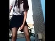asian public masturbation