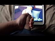 Домашнее порно скрытой камерой кончил в нее
