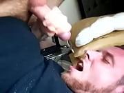 Young cum eater hot