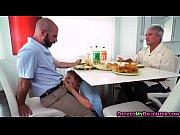 случайный порно на кухне