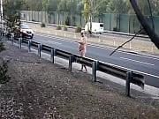 freeway walk