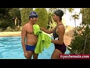 Adam og eva gynger dominatrix i jylland