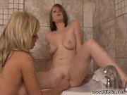 lesbian fun with milf and teen