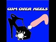 cum over heels - cum on my wife´_s.
