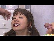 Group fucking and asian school girl blowjob with Buruma Aoi