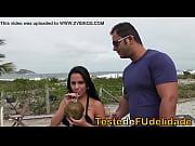 pegando a gostosa da praia