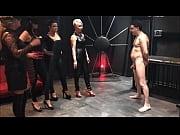 4 mistresses (arabella, electra, islya and noir) kick.