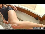 Sexy massasje anal vibrator