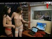 Видео порно стринги русское тетя