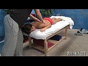 lovely babe likes massage