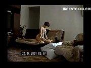 Grabacion de incesto real - Se filma el y su madre