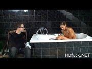 Массажистка делает парню массаж с продолжением видео