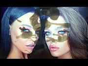 Geanina Olaru &amp_ Andra Apostol getting a Facial.MOV