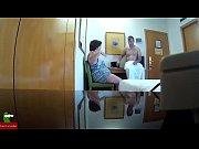 Pintau&ntilde_as y polla dentro del co&ntilde_o de la gorda GUI053