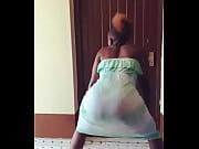 hot kenyan twerking