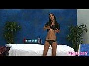 Девушка в сексуальном белье сосет видео