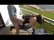 tranny sluts fucked by guys and.
