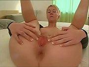 loira alta - tall blonde anal