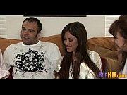 застукала мужа с любовницей-видео