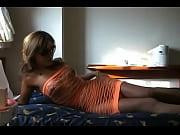 русская девушка и хитрый массажист