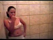 lesbianas en la ducha