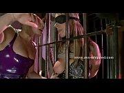 naughty mistress in lesbian bondage sex
