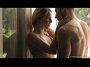 Amazing beauty Alecia Fox enjoys sensual sex on the terrace