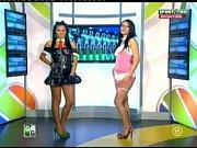 Goluri si Goale ep 13 Gina si Roxy (Romania naked news)