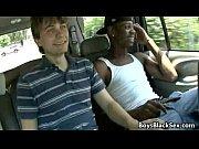 BlacksOnBoys - Nasty sexy boys fuck young white sexy gay guys 12