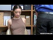 Sexiga underkläder kvinna massage skanstull