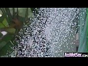 Bug Butt Girl (Nikki Benz) Get Oiled And Hard Deep Anal Banged vid-25