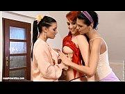 sensual threesome - by sapphic erotica lesbian sex.