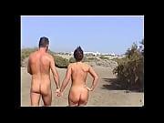 amatorial nice couple nude gran canarias dune