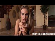 Horny Teen Shows How She Sucks Cock